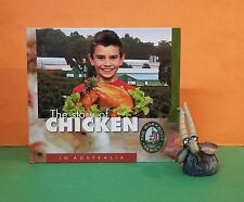 The Story Of Chicken In Australia (The Workboot Series) agriculture/juvenile