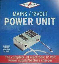 Caravan Mains 12volt Power Supply & Battery Charger 10 Amp - Caravan / Motorhome