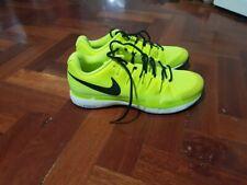 Nike Vapor Tennis Shoes Hi Vis Volt - Size US 10