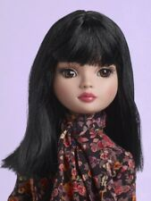 "Classic Cut Black Ellowyne wig Tonner 16"" Wilde Imagination MIB Evangeline"