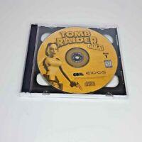 Tomb Raider GOLD Lara Croft PC 2 CD-ROM Game 1998 Shooter Eidos