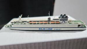 g 1:1250 Waterline CARAT C-36 FINLAND FERRY FINNJET 1/1250 MODEL SHIP