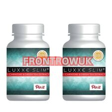 2x LUXXE SLIM L CARNITINE GREEN TEA EXTRACT BODY SLIMMING 60caps HALAL