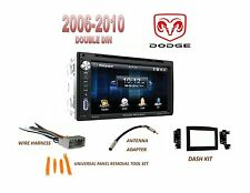 2006-2010 DODGE RAM BLUETOOTH TOUCHSCREEN DVD USB MP3 CAR STEREO RADIO COMBO