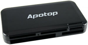 Apotop All-in-1 SuperSpeed USB 3.0 Memory Card Reader/Writer