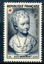 STAMP / TIMBRE FRANCE NEUF N° 876 ** CROIX ROUGE / PORTRAIT DE BRONGNIART