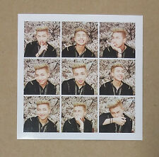 BTS In The Mood For Love PT.1 Photocard Rap Monster, Kpop