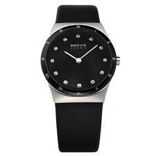 Runde Bering Ceramic Armbanduhren für Damen