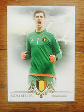 2016 Futera Unique Soccer Card - Belgium COURTOIS Mint
