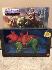 Battle Cat Mattel Battlecat He-Man MOTU Masters Of The Universe Origins MIB