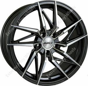 """Alloy Wheels 18"""" CC-Z For Cadilac bls Fiat 500x Croma Saab 9-3 9-5 5x110"""