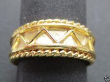 Markenlose Echtschmuck-Ringe aus Gelbgold mit 54 (17,2 mm Ø)