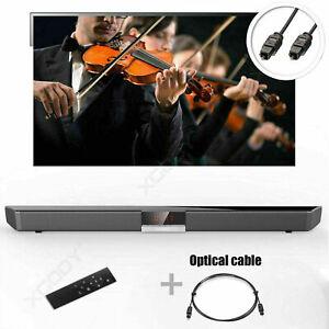 40W Home 3D Surround TV Soundbar System V4.0 Wireless Soundbar Koaxial Optical