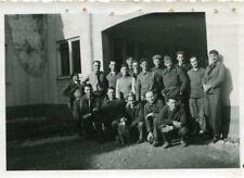 PHoto soldats prisonniers Stalag VIIA dont L Martens Tourcoing 65 rue Maraîchers