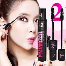 Ladies Long Lasting Lash Extending Mascara Black Lengthening Fibres Eyelashes