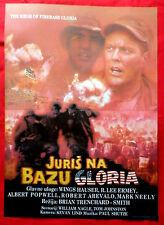 SIEGE OF FIREBASE GLORIA 1989 VIETNAM WAR WINGS HAUSER RARE EXYU MOVIE POSTER