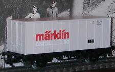 märklin-H0 4481.85701 grauer Containerwagen-SoMo: märklin DIGITAL____HO; im ORK