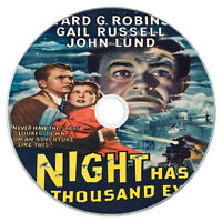Night Has a Thousand Eyes 1948 Classic DVD - Drama, Thriller