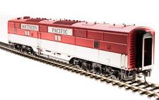 Broadway Limited 5420 EMD E7 B-unit, SP #6002C, Golden State Scheme