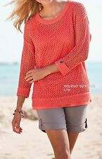 Hip Length Cotton Medium Knit Women's Jumpers & Cardigans