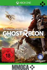 Tom Clancy's Ghost Recon Wildlands Xbox One Spiel Vollversion Download Code 18+
