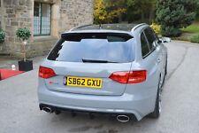 Audi RS4 Stile Spoiler per il A4 Familiare