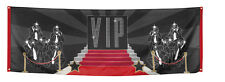 Hollywood Awards Party Celebrity Paparazzi Décorations VIP bannière drapeau poster