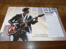 ARCTIC MONKEYS - Mini poster couleurs 2 !!!