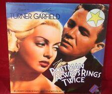 Laserdisc {m} * The Postman Always Rings Twice * Lana Turner John Garfield