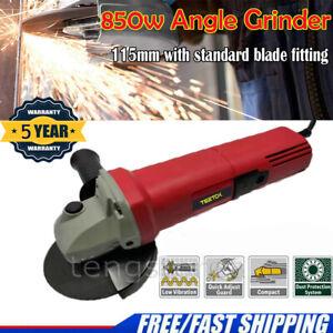 Angle Grinder 115mm 4.5 inch 240V 850W 11000rpm Electric Grinding Sander Corded