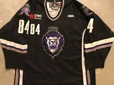 Reading Royals (ECHL) Game Worn- Daniel STEINER- SP Hockey Jersey size 56- LOA