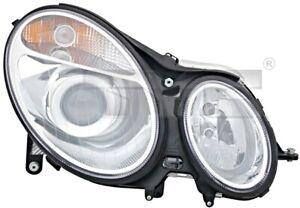 TYC Headlight Left For MERCEDES S211 W211 2118200161