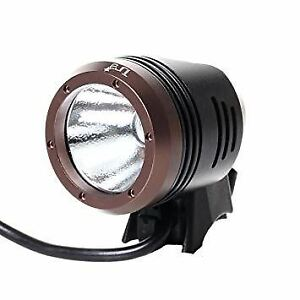 Bikeit LED Front Light High Compact Power For Motorcycle Motorbike