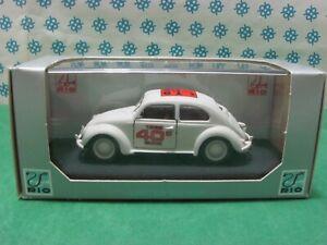 Vintage - Volkswagen Escarabajo 40° Aniversario - 1/43 Rio Limited Edición