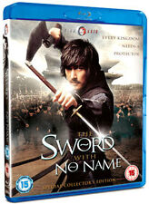 THE SWORD WITH NO NAME - BLU-RAY - REGION B UK
