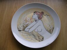 Rosenthal Bavaria Selb Teller Plate Nacktes Mädchen Nude Girl studio-linie