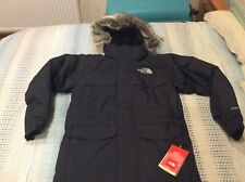 The North Face McMurdo Parka/ Small/ Black/ 100% Genuine/ BNWT/ Rrp-£330