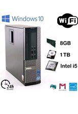 Ordenador GAMING SOBREMESA i5 8GB RAM / usb3.0/ NVIDIA GTX 710 2 GB