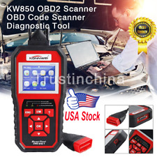 KW850 OBDII OBD2 EOBD Vehicle Car Engine Fault Code Reader Diagnostic Scanner US