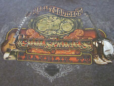 Rare Harley- Davidson Eagle Guitar Cool Springs Tennesse Shirt L