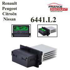 RESISTANCE CHAUFFAGE NISSAN RENAULT CITROEN CLIM F657165W/M 7701207718 509355