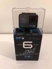 GoPro HERO6 Black Waterproof 4K Sports Action Camera 12MP Ultra-Wide-Angle Lens