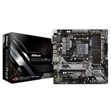 ASRock B450M PRO4 AM4 micro-ATX AMD MB F/Ryzen CPU - Free Shipping USA - NEW