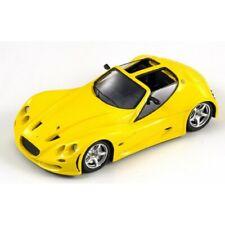 SPARK S1460 - GILLET Vertigo Road Version 1998 jaune 1/43