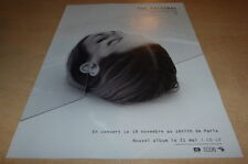 4AD - THE NATIONAL - TROUBLE WILL FIND 2013!!!FRENCH!!! PUBLICITE/ADVERT!!!