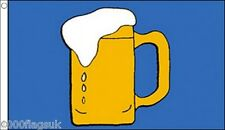 Beer Tent Shop Sign Advertising POS 3'x2' Flag