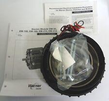 Warner Electric 5371-270-009 Clutch EM-210-10 90V