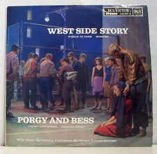 "33T Films WEST SIDE STORY - PORGY AND BESS LP 12"" BERNSTEIN BENNETT - RCA 430581"