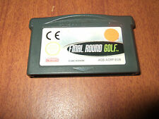 Final Round Golf Gameboy Advance / GBA