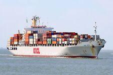 rp16070 - Container Ship - OOCL Faith - photo 6x4